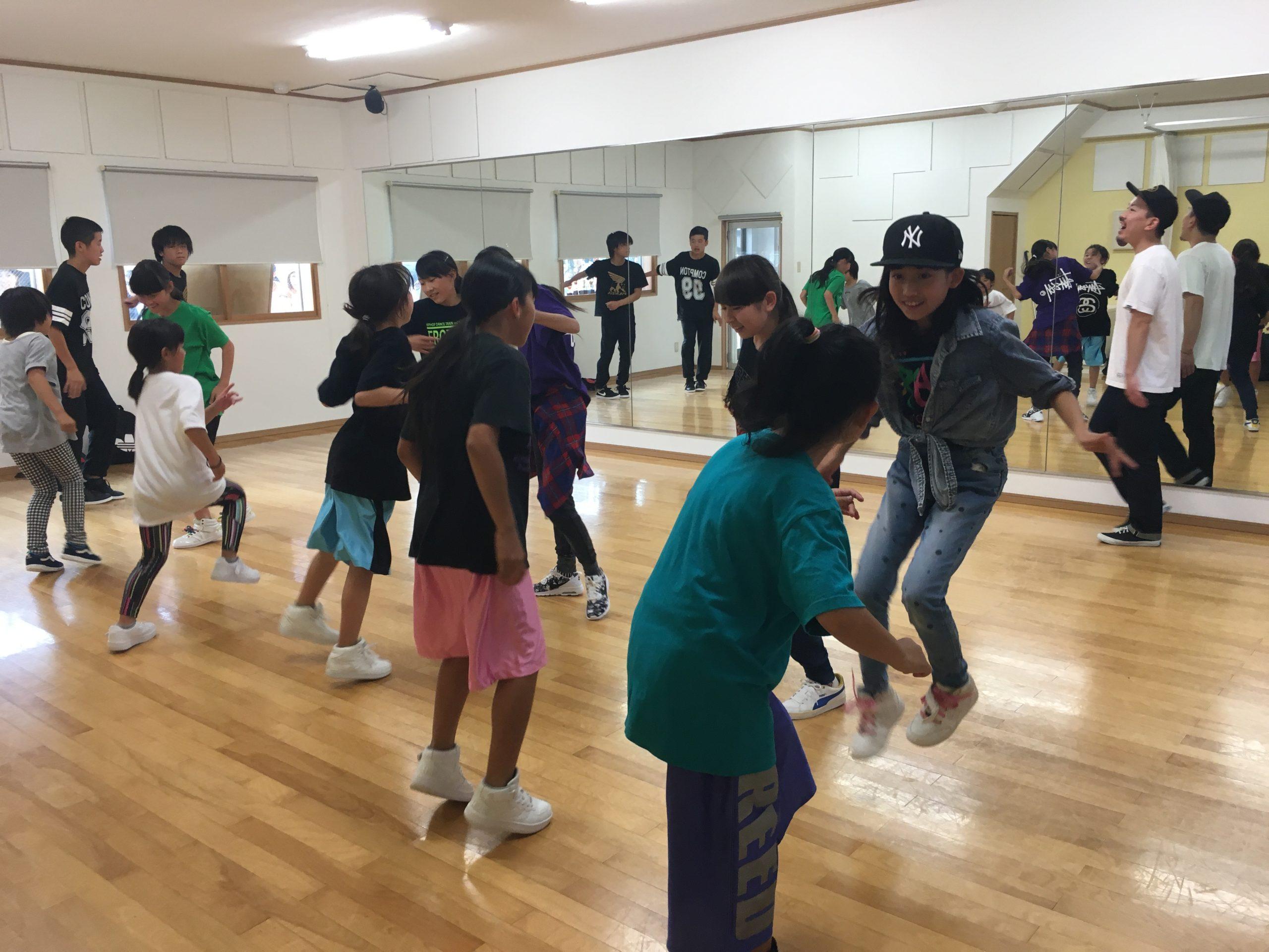 emanation Dance Battle